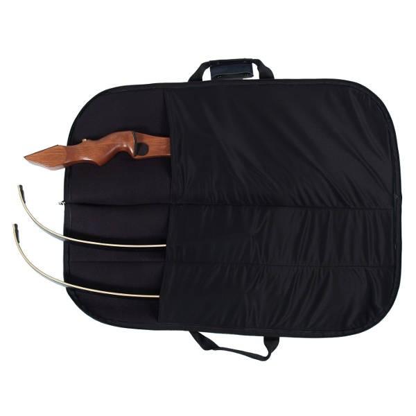 Take Down Bogentasche schwarz
